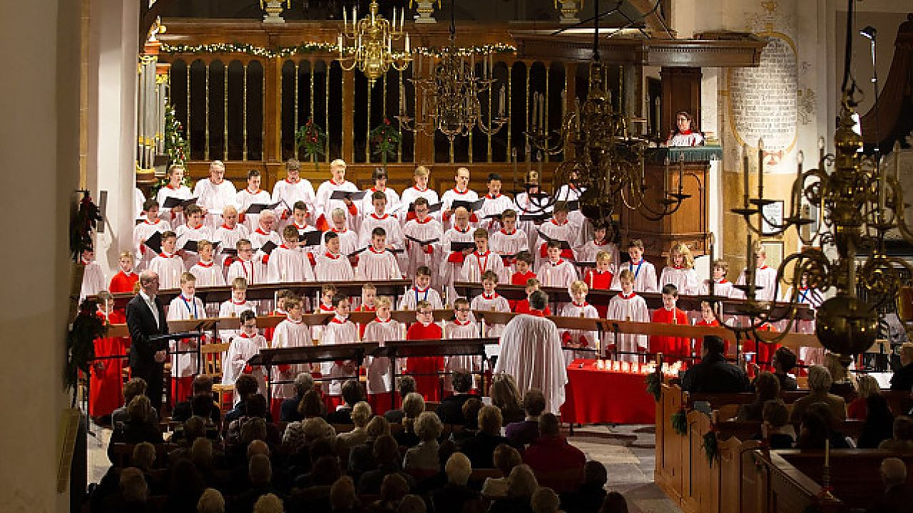Festival of Lessons and Carols in Der Aa-kerk